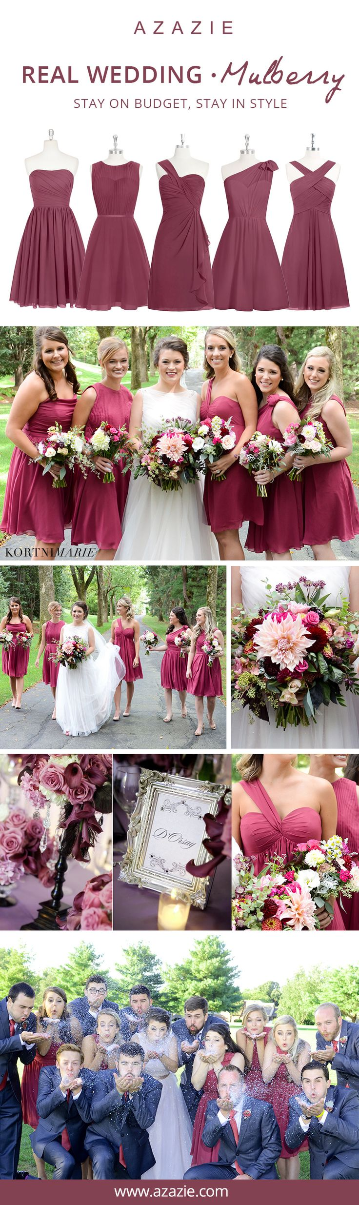 we would like to invite you celebrate our wedding in december0th%0A GINGER  Bridesmaid Dress