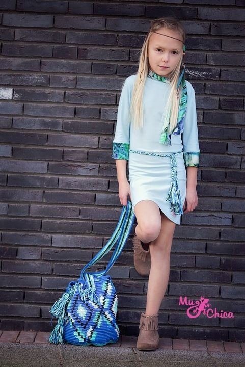 muchica, ibiza meisjeskleding, ibiza jurkjes voor meisjes, ibiza tassen voor meisjes
