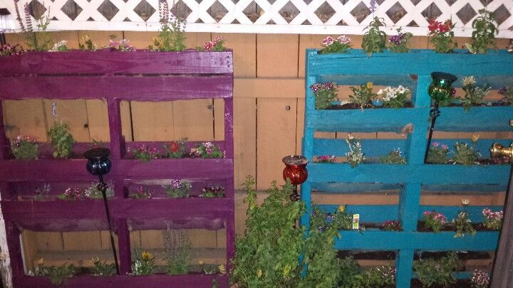 Pallet project. Came out super cute!
