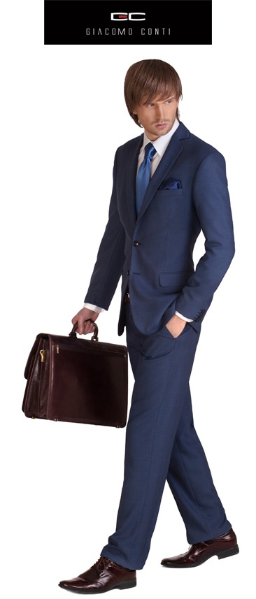 Garnitury biznesowe Giacomo Conti #giacomoconti
