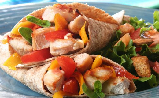 Epicure's Chicken Fajitas