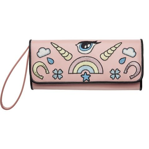 Minna Parikka MY LITTLE CLUTCH BABY PINK