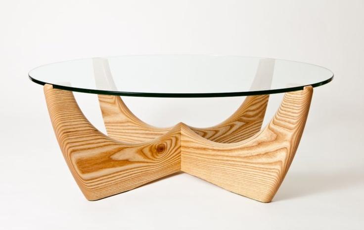 American ash coffee table