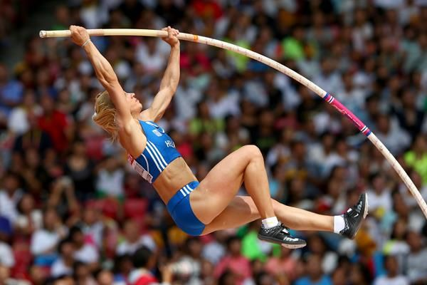 How badly you want something dictates how hard you'll work #athletics (pole vault)