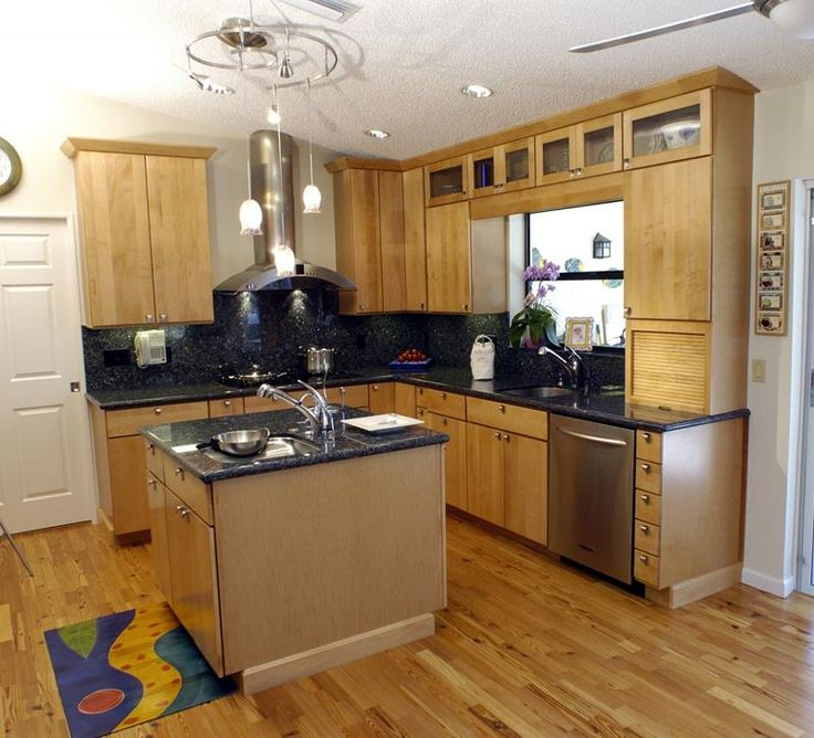 51 Awesome Small Kitchen With Island Designs Page 7 Of 10