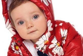 Весенняя коллекция детской одежды от ООО Терра-Эл