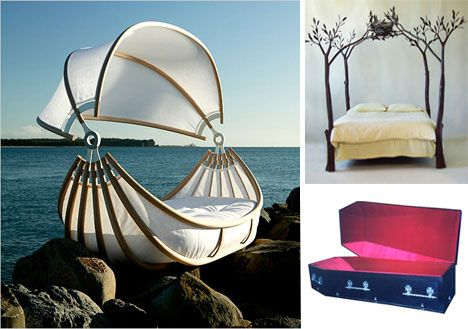 Sleep Well: 18 Creative Modern Beds and Bed Designs