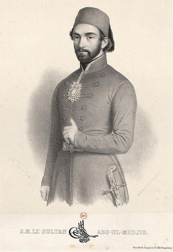 SULTAN ABDUL MEJID I Sultan ABdülmecid (1) | by OTTOMAN IMPERIAL ARCHIVES
