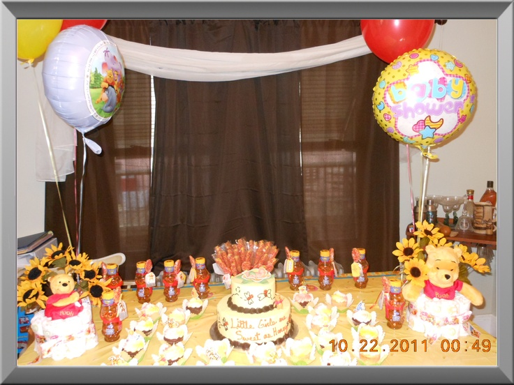 winnie the pooh baby shower ideas on pinterest themed baby showers