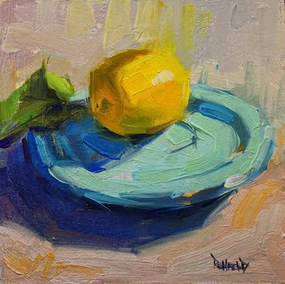 cathleen Rehfeld • Peinture Quotidien