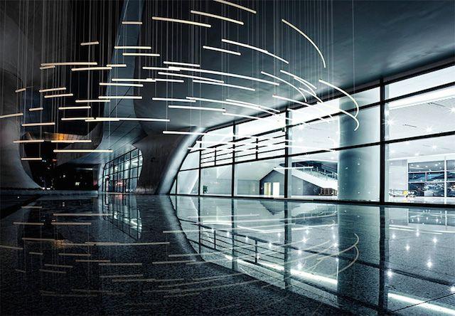 Light Installations by Heathfield & Co – Fubiz™