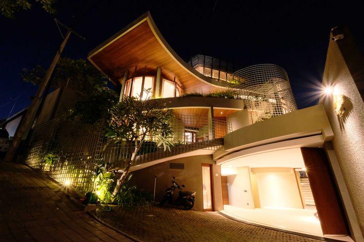 Archimetriz Architect Da Colina House, Archimetriz Architect Bali #archimetriz #archimetrizarchitect #architect #architecture