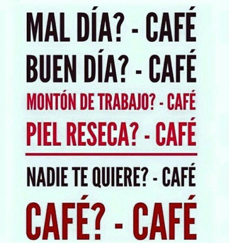 Todos los días... Café!!