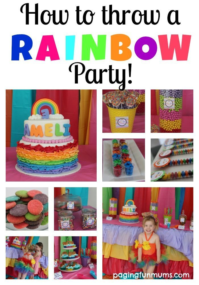 96 Best Rainbow Activities For Kids Images On Pinterest