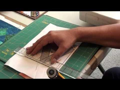 Trabalhando c/ Paper Piecing 3