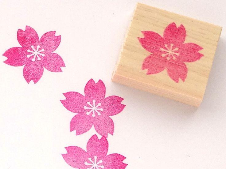 timbre de fleur de cerisier invitations de mariage arbre de mariage timbre personnalis - Timbres Personnaliss Mariage