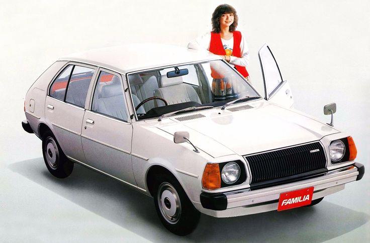 Mazda Familia AP 5-door '1977–80