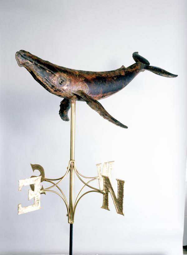 Humpback Whale weathervane