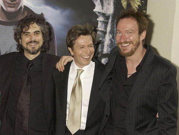 Gary Oldman Site On Instagram Gary Oldman With David Thewlis And The Director Afonso Cuaron At The Uk Premiere Of Harry Potter And The Prisoner Of Azkaban A