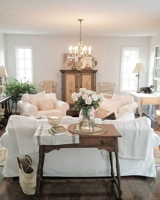 ❤ ❤ ❤️sweet Touches For The Living Room Re Do Gives Me