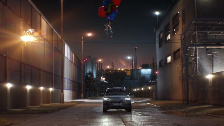 Audi: Clowns TV Advert - Extended Cut