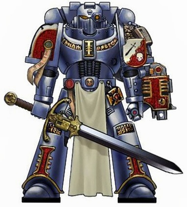 Grey Knights - Warhammer 40K Wiki - Space Marines, Chaos, planets, and more