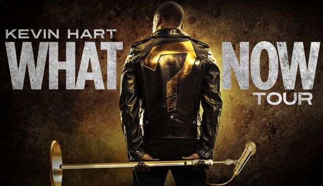 WOW: Kevin Hart Is On Track for the Biggest Comedy Tour of All Time