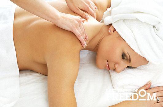 Hen Do Massage - Classy Hen Party Ideas