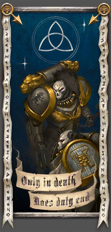 Warhammer 40000,warhammer40000, warhammer40k, warhammer 40k, ваха, сорокотысячник,фэндомы,Deathwatch,Space Marine,Adeptus Astartes,Imperium,Империум,Commission