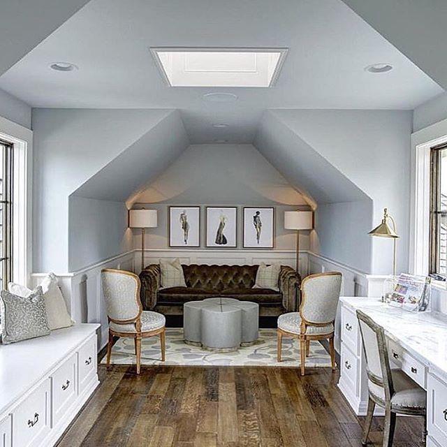Bonus Room Above Garage Decorating Ideas Bonusroompaintcolorideas Attic Design Attic Remodel Attic Spaces