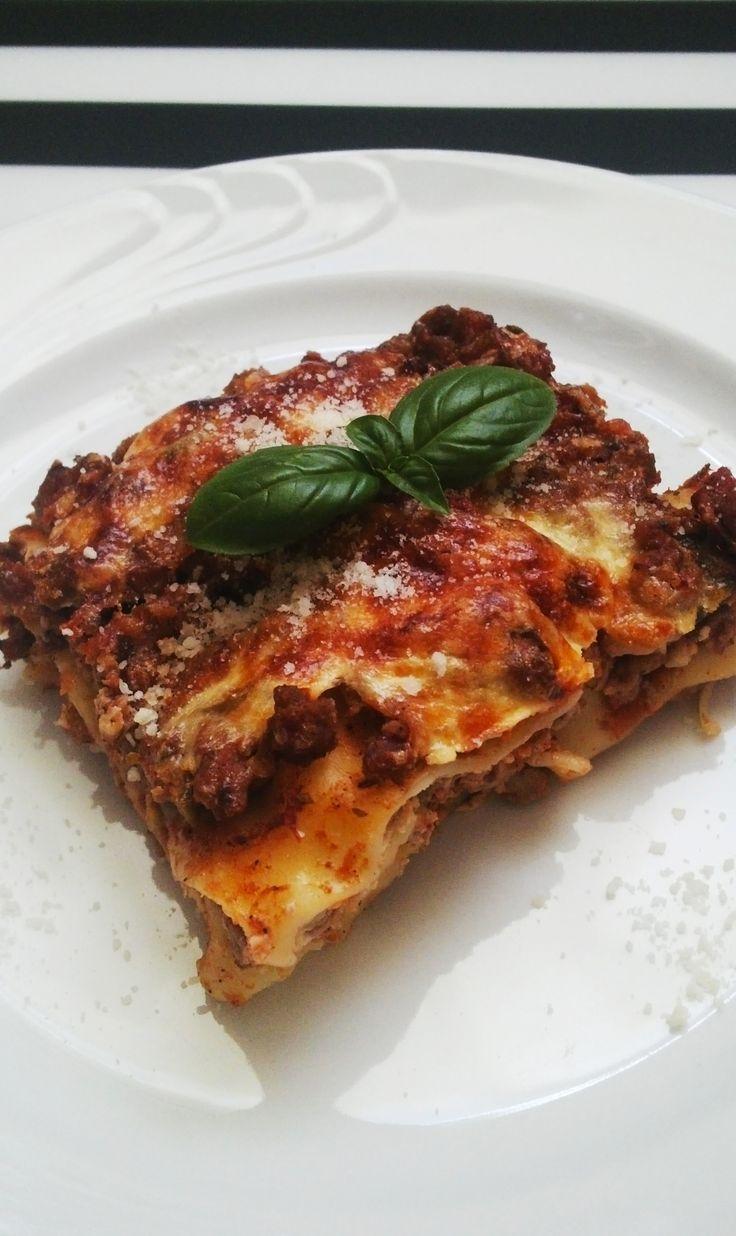 Lasagne kicsit másképp – besamel nélkül