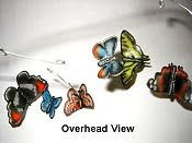 butterfly: 2015 04 20 Polymer, Polymer Clay Mobiles Tutorials, Butterfly Mobile, Butterflies Mobiles