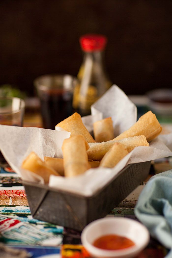 ... Appetizers & more! on Pinterest | Ceviche, Oysters and Spring Rolls