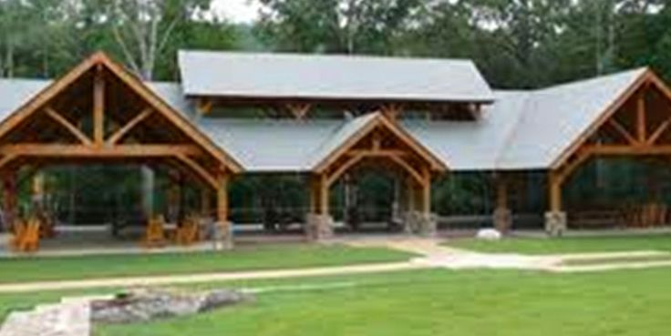 Timber Frame Carport
