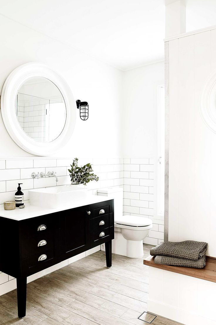 1000 Ideas About Black Bathroom Vanities On Pinterest Bathroom Vanities B