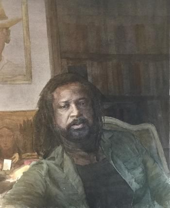 Marlon James by Mario Robinson