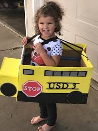 Image result for school bus costume  f9034cacab