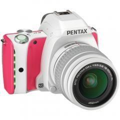 "PENTAX 06717 20.0 #Megapixel K-S1 #Digital Camera 20.2 #megapixel CMOS; 3"""" TFT color LCD; 1920p x 1080p full HD video; TTL autofocus, auto-exposure SLR; Built-in #retractable P-TTI flash; Anti-aliasing filter #simulator; In-body shake reduction mechanism; #Face-detection function; #Recordable images: Price: $399.95... See More.."