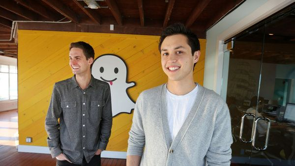 Snapchat Said to Have Had Talks With Alibaba on Potential Investment