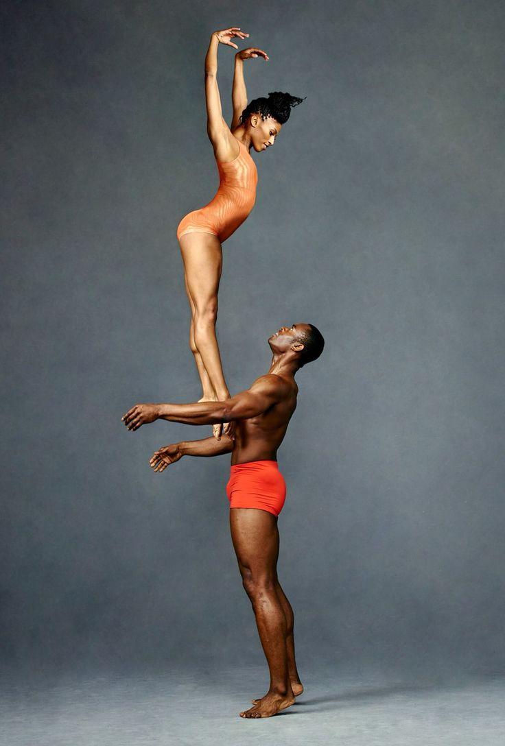 OMG.....just stunning! #AlvinAiley #dance