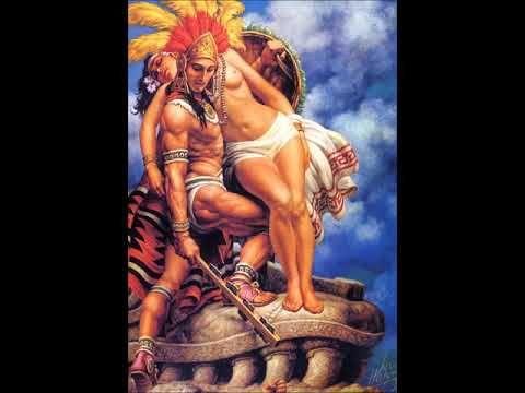 la leyenda de popocatepetl e iztaccihuatl - YouTube
