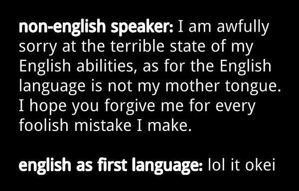 Rozdiely v anglických slovách