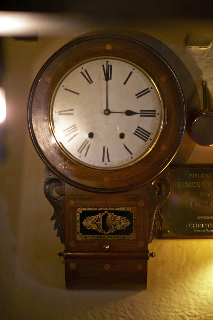 879 best antique wall clock images on pinterest antique wall england yorkshire image gallery antique clock at the star inn amipublicfo Choice Image