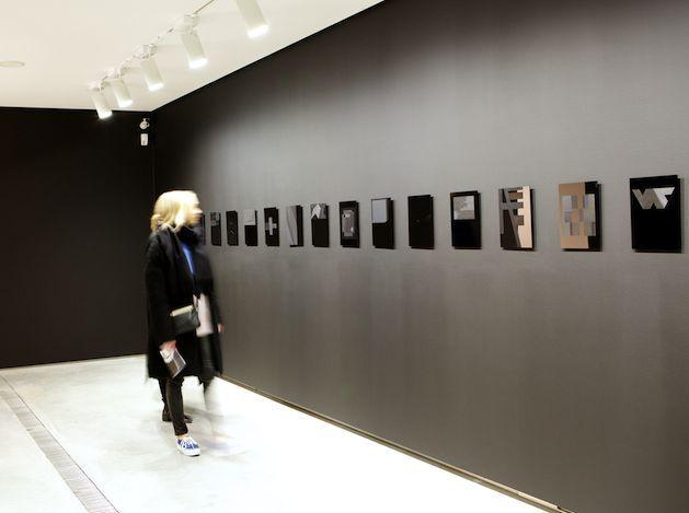 Anders Sletvold Moe, Black Letters, 2014-2015