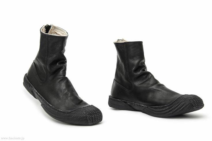 The Viridi-anne Leather Zip Sneakers