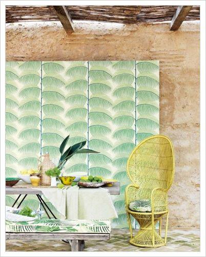 Arredamento in stile tropicale - Fotogallery Donnaclick