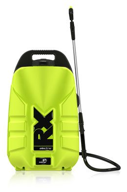 Battery knapsack sprayer RX is an innovative electrical device with a capacity of 12l designed for spraying, liquid fertilizing or watering without a necessity of continuous manual pumping.   Reliability and appropriate operating parameters are provided by: 12 volt engine , gel battery with high capacity 7200mAh and the electronic module of the microprocessor.