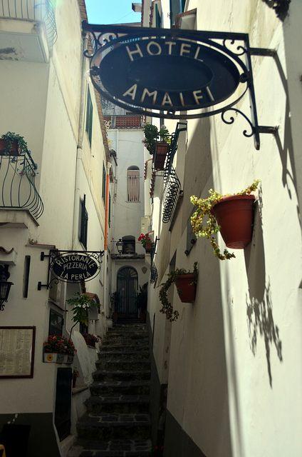 Hotel Amalfi by robertschrader, via Flickr