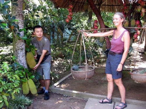 Mekong Delta Tour from SaiGon 3 Days (My Tho - Can Tho - Chau Doc)