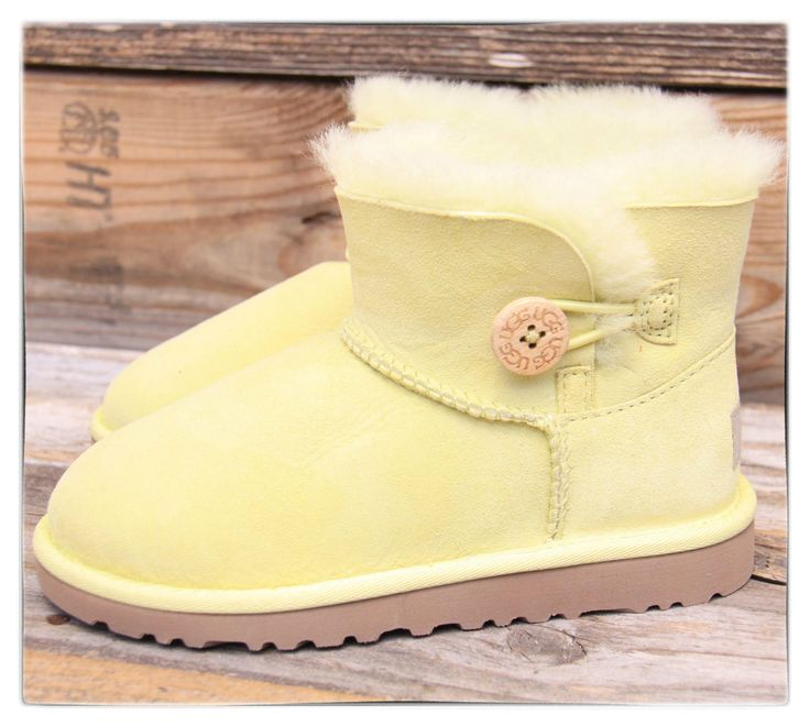 ugg boots outfit ideas  #cybermonday #deals #uggs #boots #female #uggaustralia #outfits #uggoutlet ugg australia UGG Australia Kids Bailey Button Mini Soft Yellow Classic Boots ugg outlet
